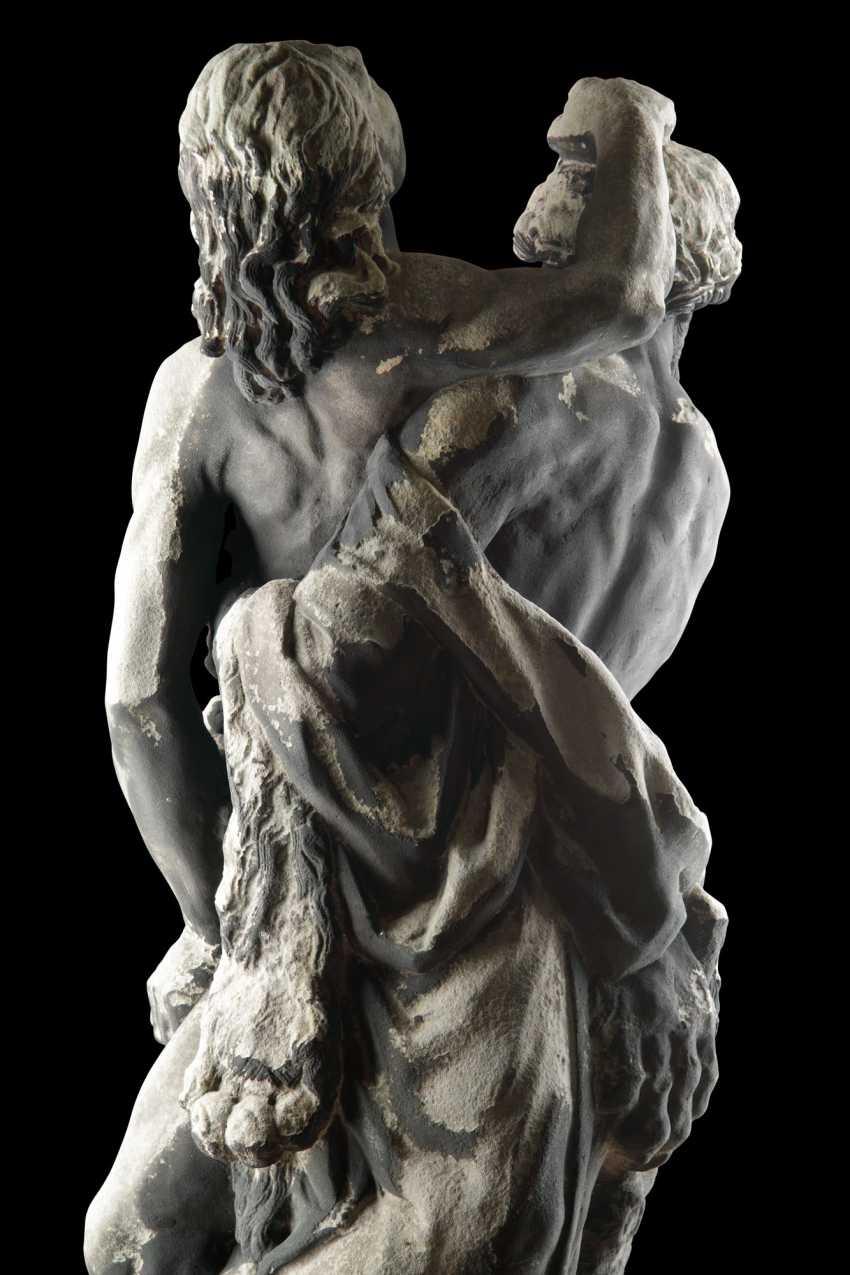 ATTRIBUTED TO JAN PIETER VAN BAURSCHEIT THE ELDER (WORMERSDORF 1669-1728 ANTWERP), CIRCA 1710 - photo 9