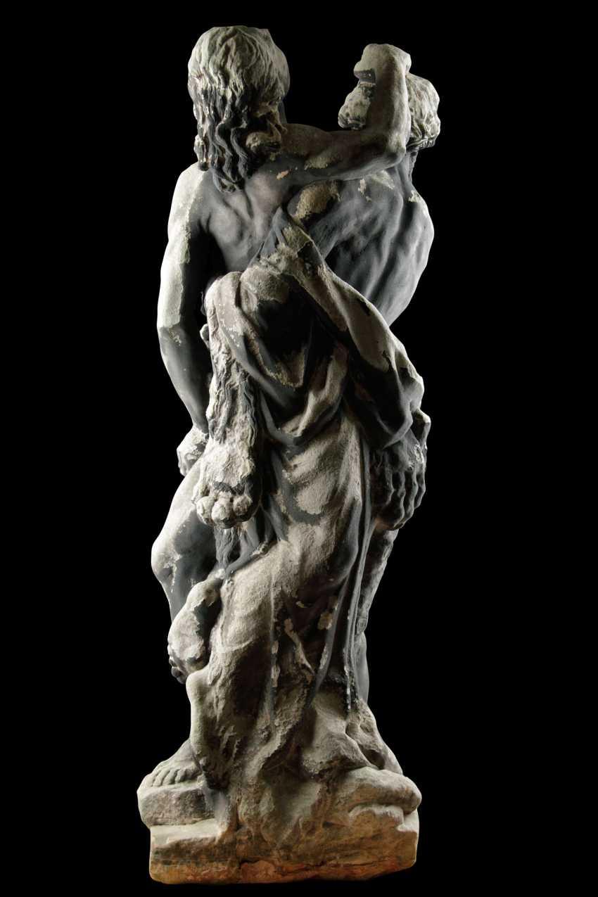 ATTRIBUTED TO JAN PIETER VAN BAURSCHEIT THE ELDER (WORMERSDORF 1669-1728 ANTWERP), CIRCA 1710 - photo 10