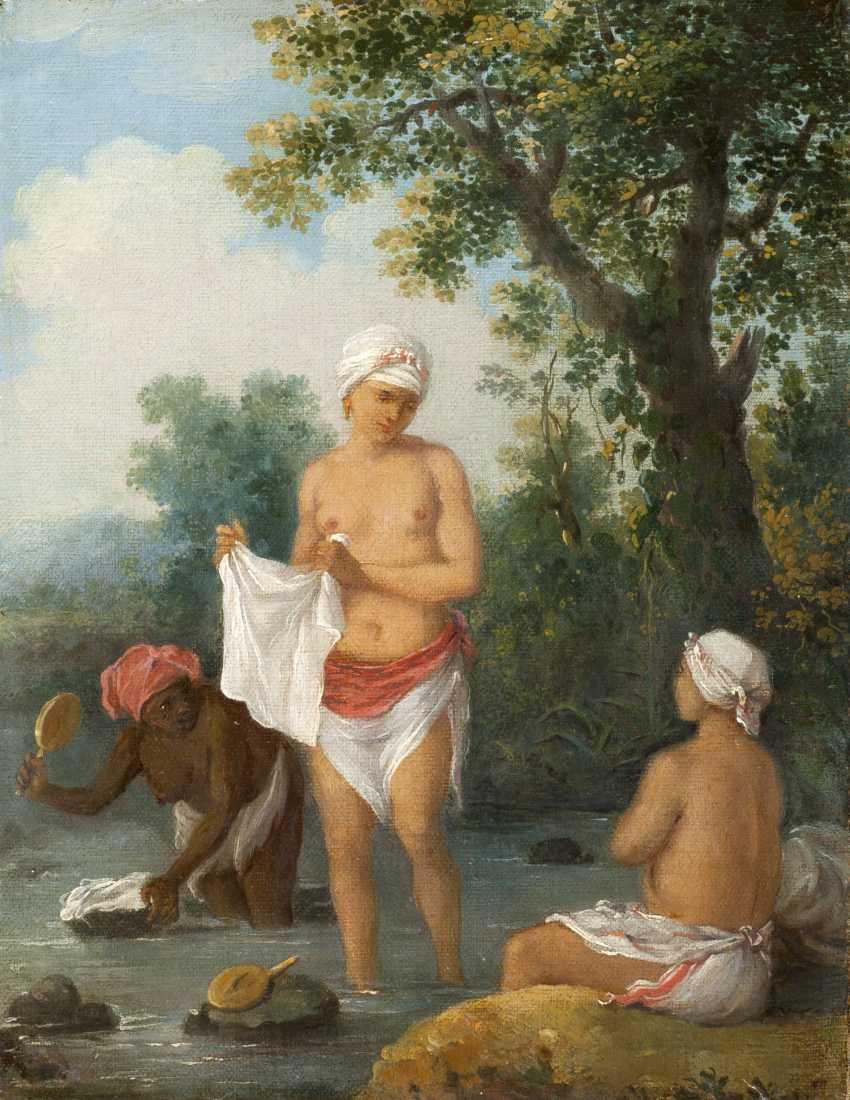 Augustin Brunias (1730-1796) - photo 1