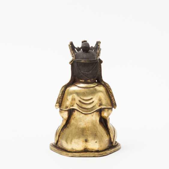 TIBETAN deity, 20. Century - photo 3