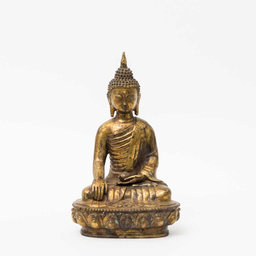 CHINA Buddha, 20. Century - photo 1