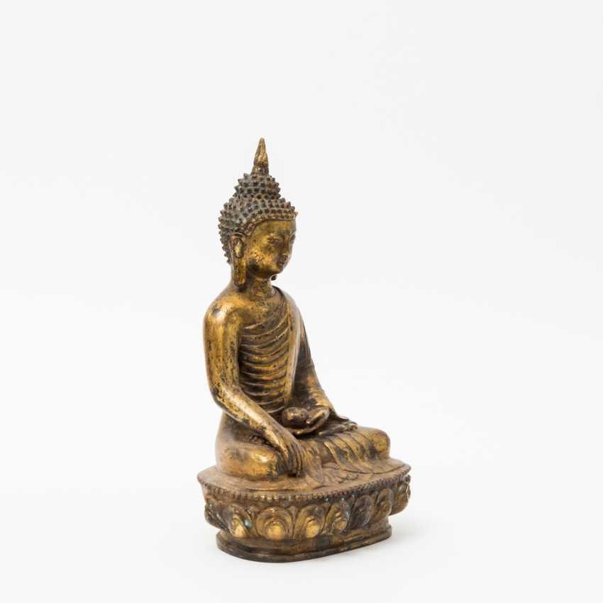 CHINA Buddha, 20. Century - photo 3