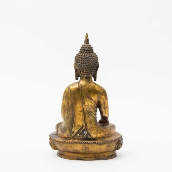 CHINA Buddha, 20. Century - photo 4