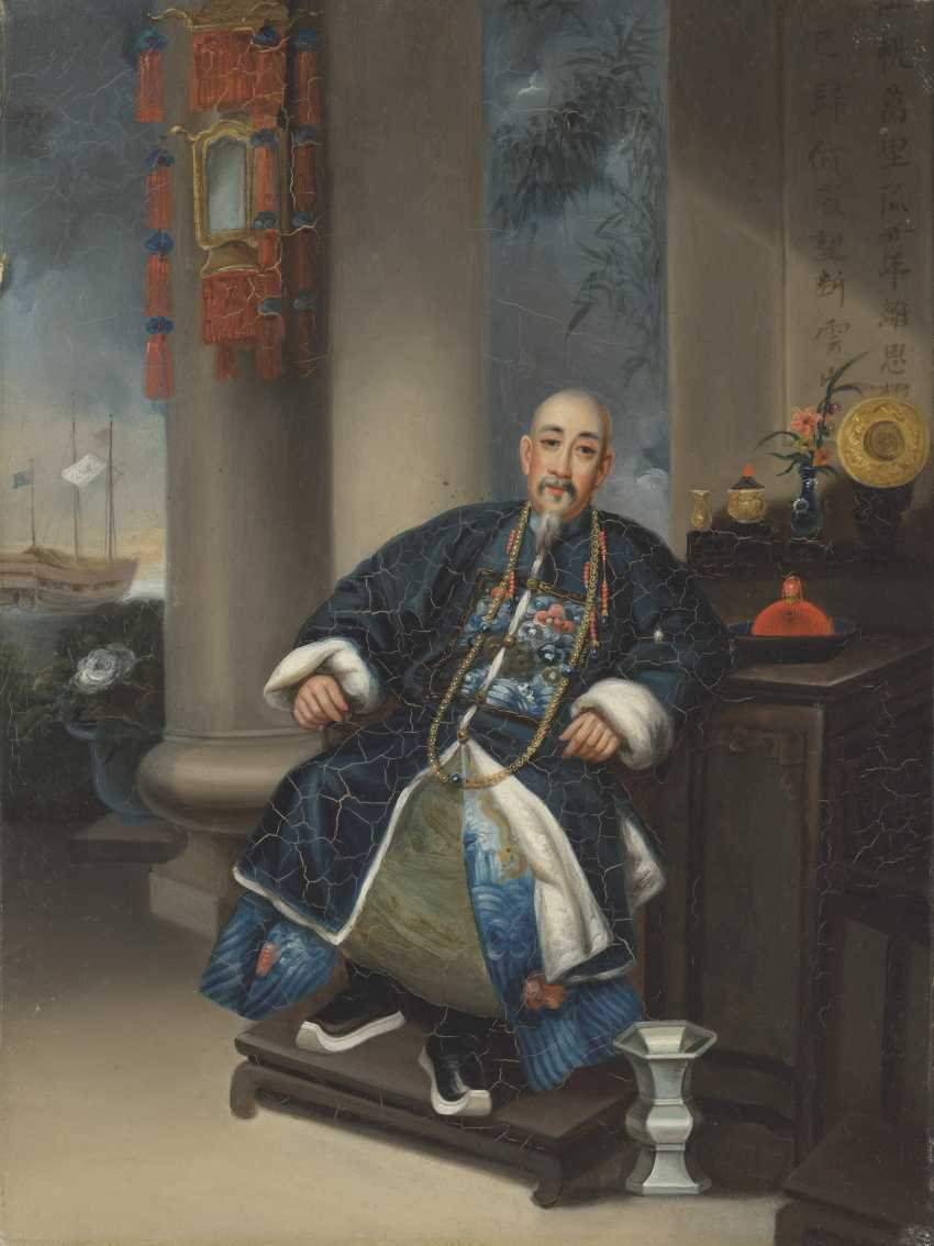 Studio of Tingqua (1809-1870) - photo 3