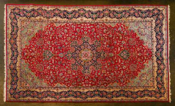 Orient carpet. PERSIA, 1940s / 50s, 510x300 - photo 1