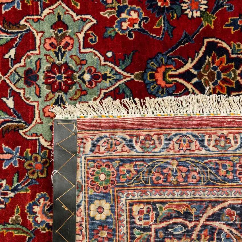Orient carpet. KEŞAN old / PERSIA, 1940s, CA. 405x278 cm - photo 2