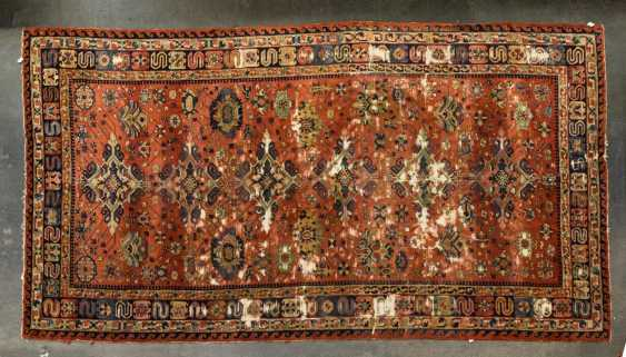 Woven carpet. POLAND or RUSSIA, mid-19th century. Century, approx. 525x294 cm - photo 1