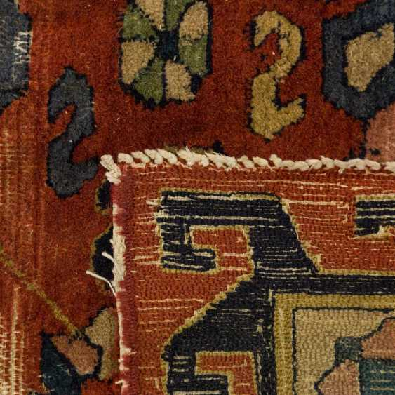 Woven carpet. POLAND or RUSSIA, mid-19th century. Century, approx. 525x294 cm - photo 2