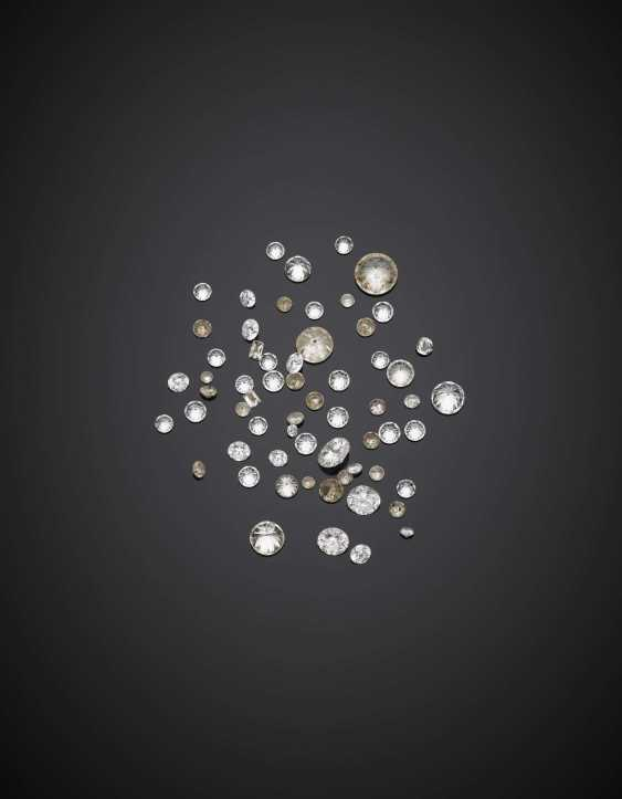 Viele viele Diamanten in allen ct. 2.30 circa. - Foto 1