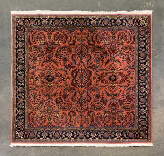 Orient carpet. 20. Century, approximately 200x200 cm - photo 1