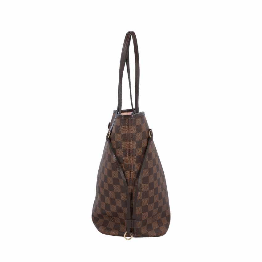"LOUIS VUITTON Shopper ""NEVERFULL MM"", Collection 2019. - photo 3"