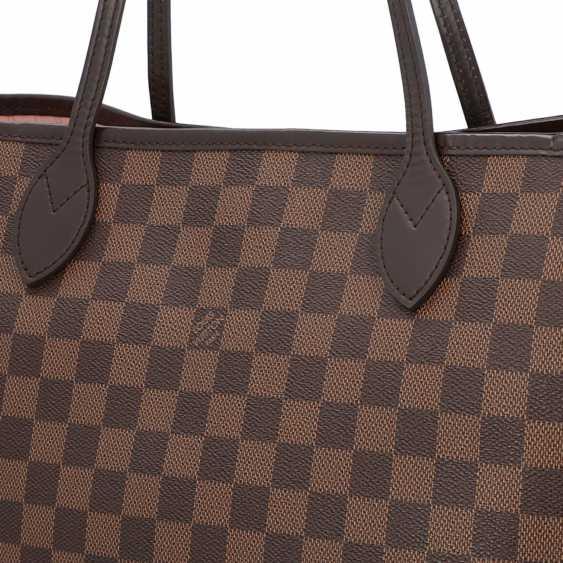 "LOUIS VUITTON Shopper ""NEVERFULL MM"", Collection 2019. - photo 6"