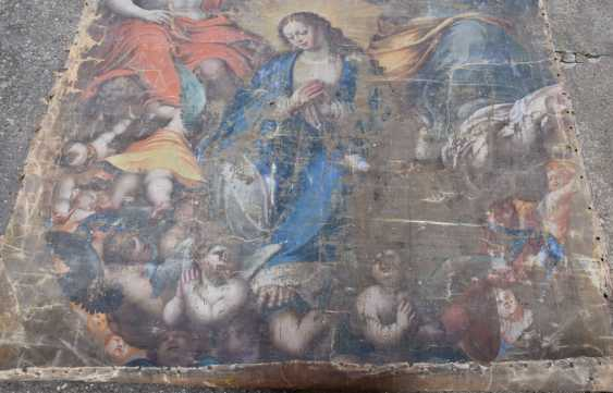 BAROQUE altar Oil paintings on canvas, around 1700 - photo 3