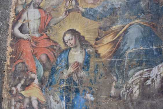 BAROQUE altar Oil paintings on canvas, around 1700 - photo 4