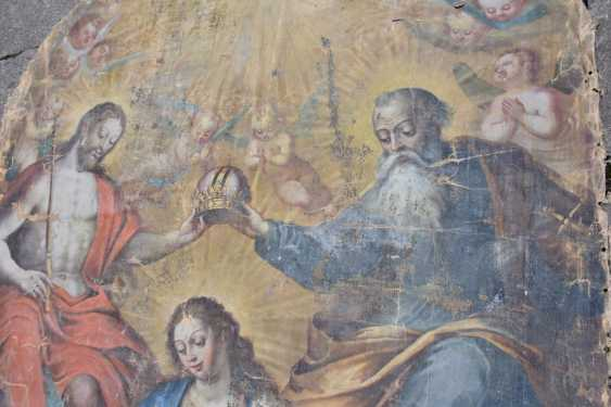 BAROQUE altar Oil paintings on canvas, around 1700 - photo 5
