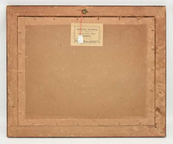 Fine art print, behind glass framed, 1890s - photo 3