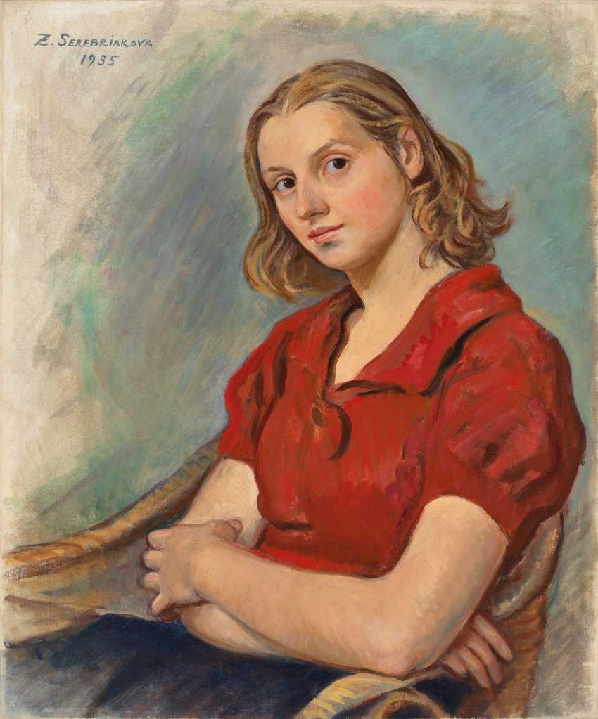 Zinaida Serebriakova (1884-1967) - photo 1