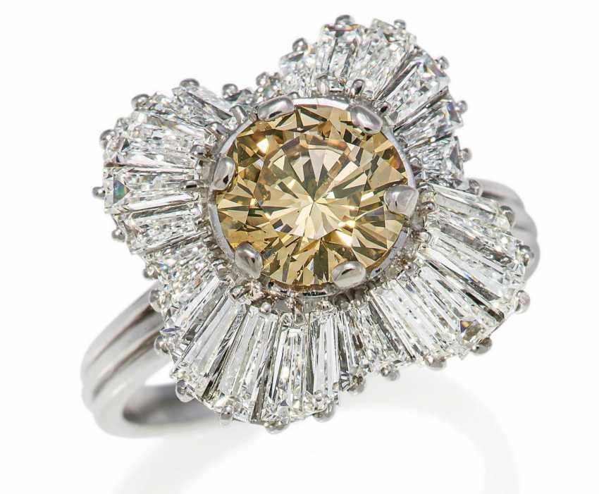 Diamant-Ring - Foto 1