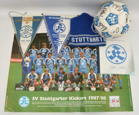 Stuttgarter Kickers Pin