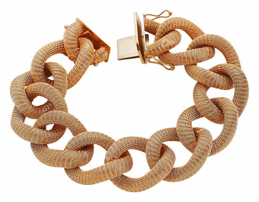 Vintage Goldarmband - photo 1