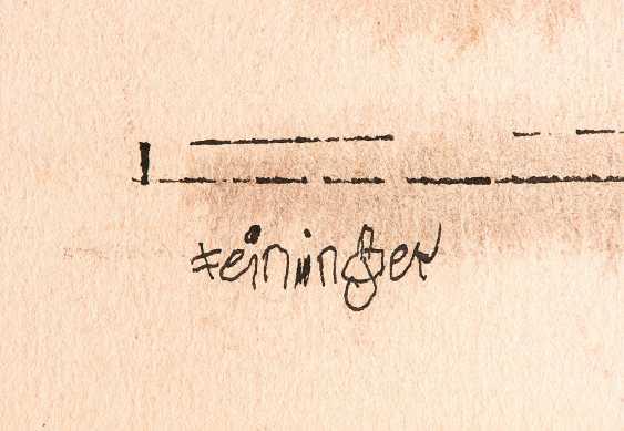 Feininger, Lyonel - photo 2