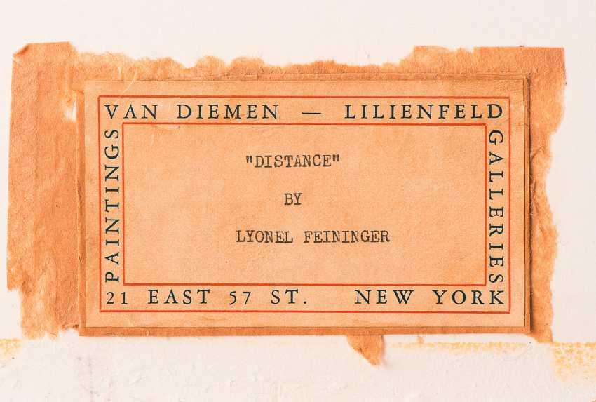 Feininger, Lyonel - photo 3