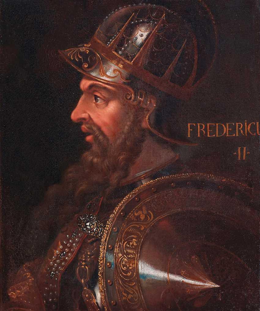 Papi, Cristofano of gen. Christopher of the Most High Werkstatt - photo 1