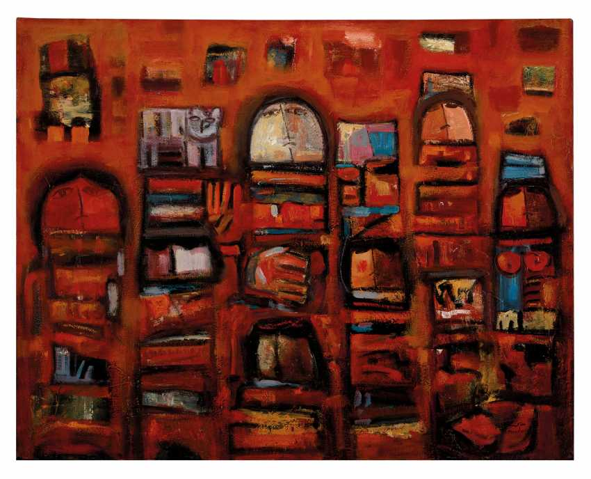 Fateh Moudarres (Syrian, 1922-1999) - photo 1