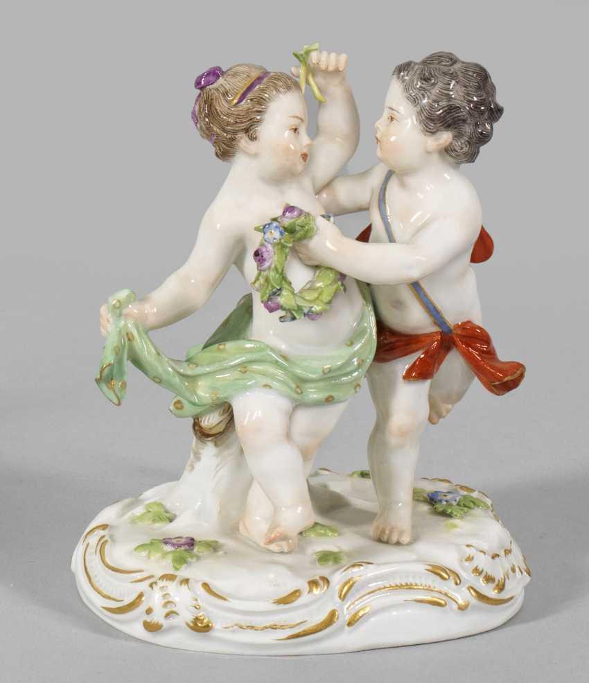 Tanzendes Puttenpaar - photo 1