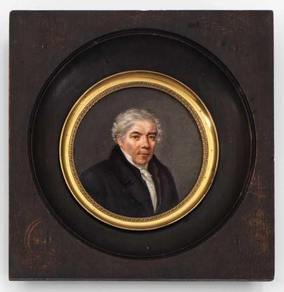 Portrait of a Biedermeier gentleman - photo 1