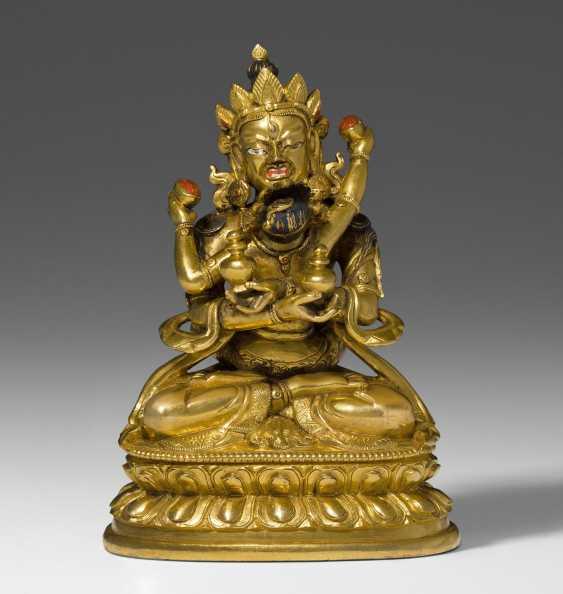 Sitasamvara in yab-yum