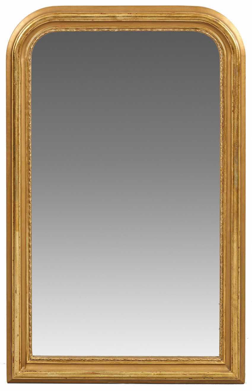 Large fireplace mirror - photo 1