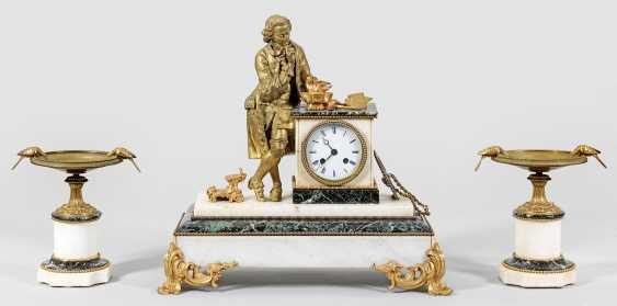 Napoleon III-Uhrengruppe - photo 1