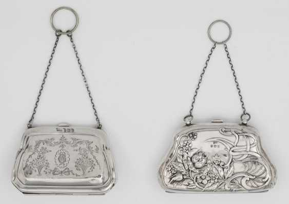 Zwei Portemonnaies - Foto 1