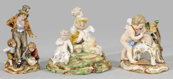 Three groups of figures - photo 1