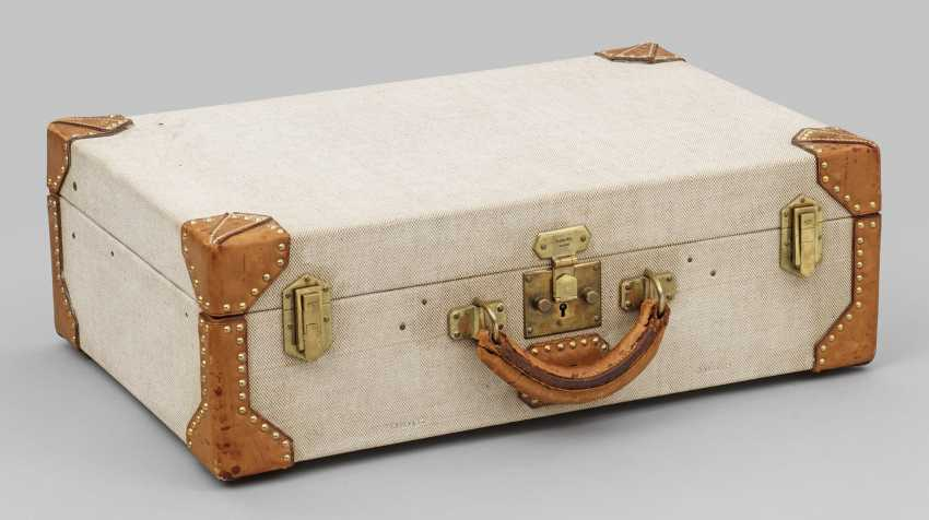 Small vintage suitcase from HERMÈS - photo 1