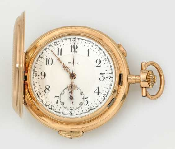 Invicta men's pocket watch from 1895 - photo 1