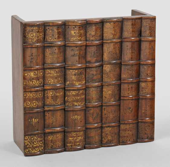 Viktorianisches Geheimfach für ein Bücherregal - photo 1