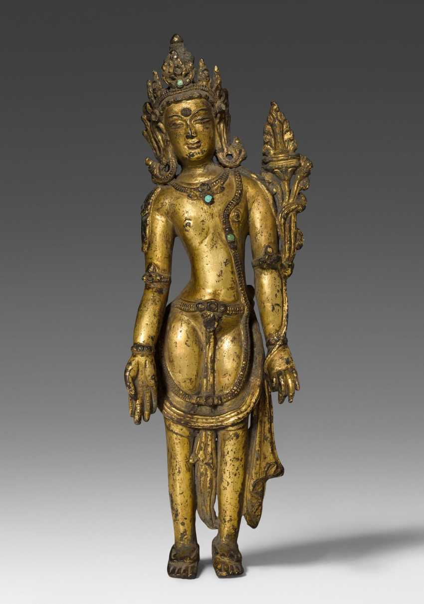 Bodhisattva Manjushri - photo 1