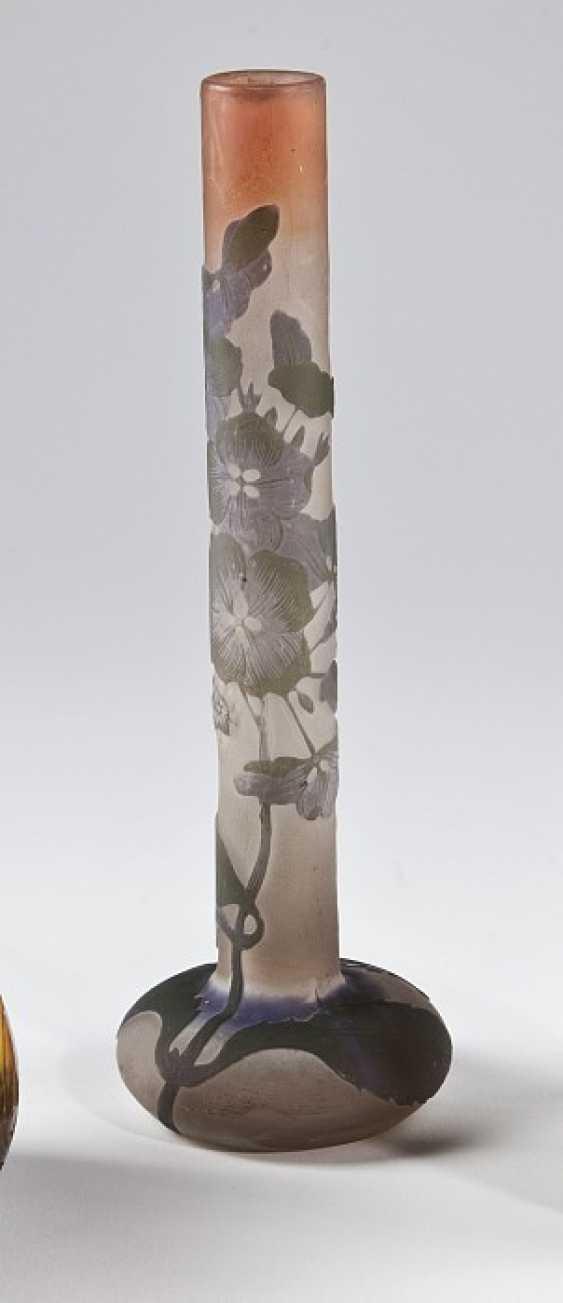 Vase, Gallé, - photo 1