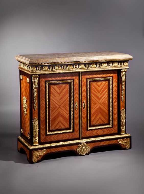 Cabinet de Style Louis XV, - photo 1