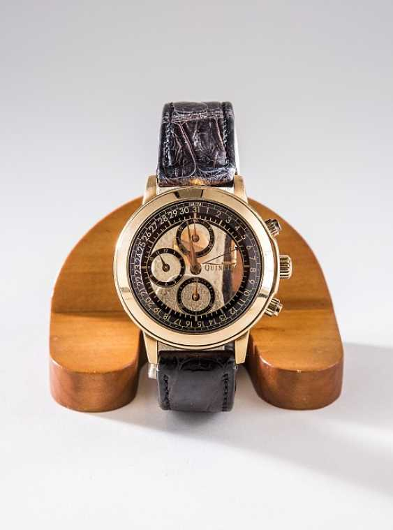 "Quinting ""Mysterious Chronograph"", - photo 1"