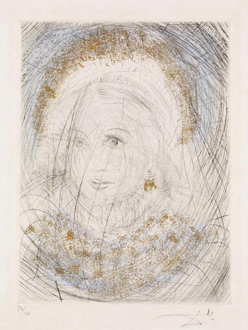 Portrait of Marguerite - photo 1