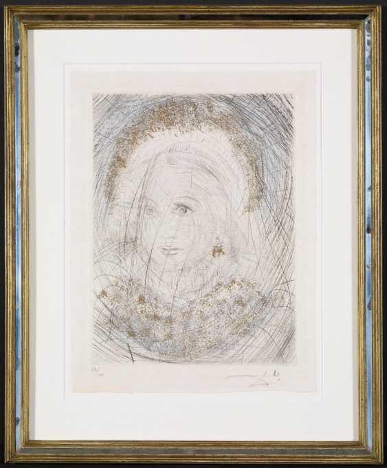 Portrait of Marguerite - photo 2