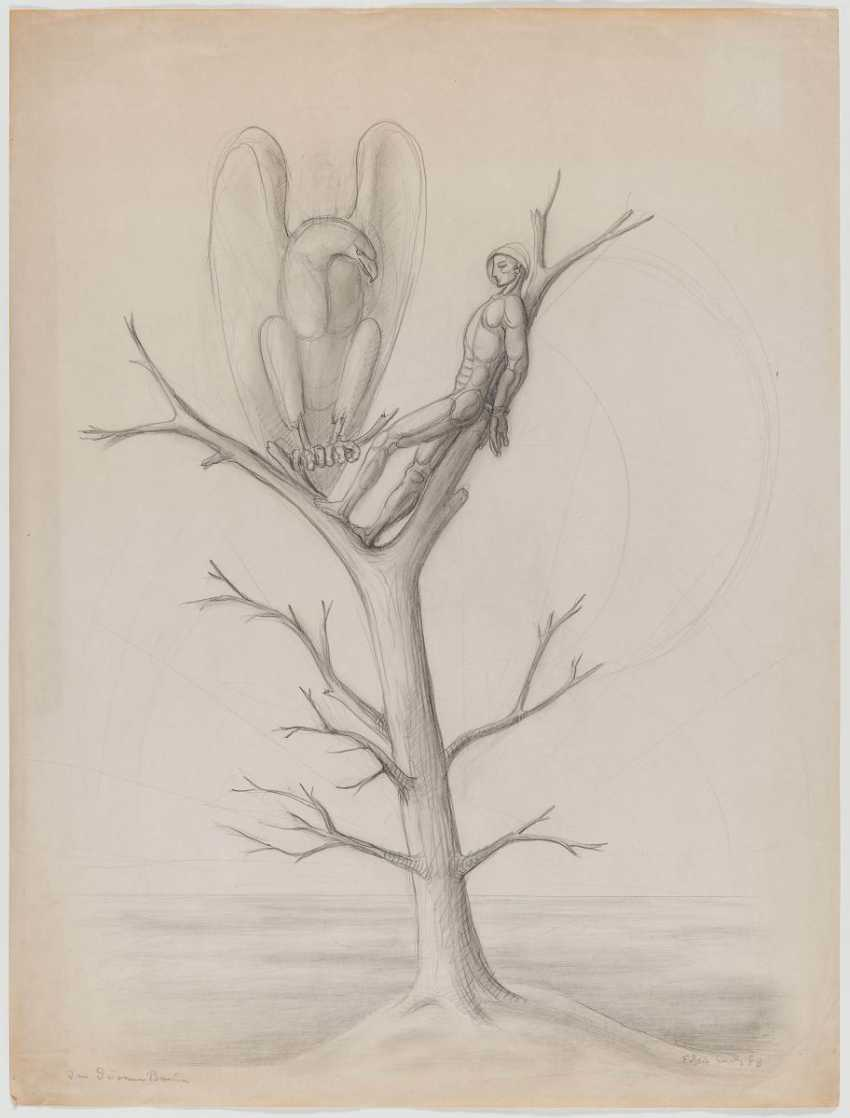 In the dry tree - photo 2