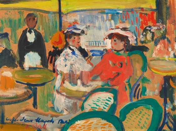 Café Deux Magots Paris - photo 1