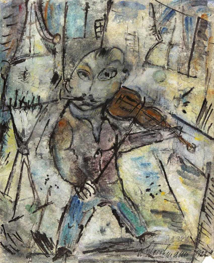 The violinist - photo 1