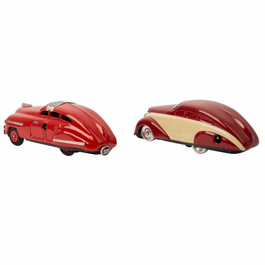 """SCHUCO two model vehicles """"1010"""" and """"Fex 1111"""", - photo 3"""