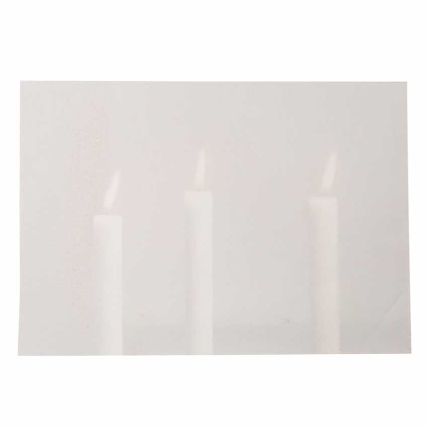 "RICHTER, Gerhard, NACH (born 1932), ""Three candles"", - photo 2"
