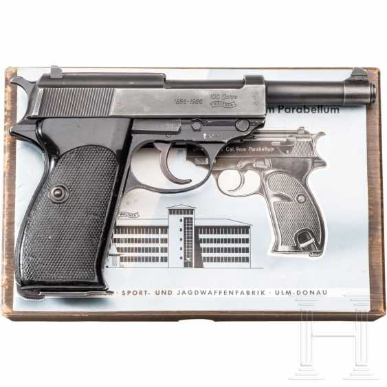 """Walther P 38, Ulm, anniversary model """"100 years Walther"""" - photo 1"""